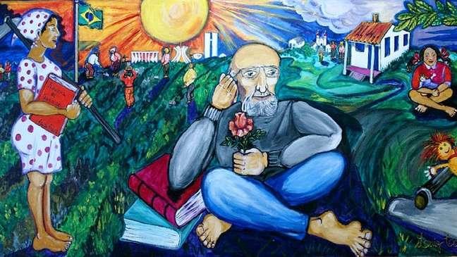 Paulo Freire está entre os pensadores mais citados do mundo