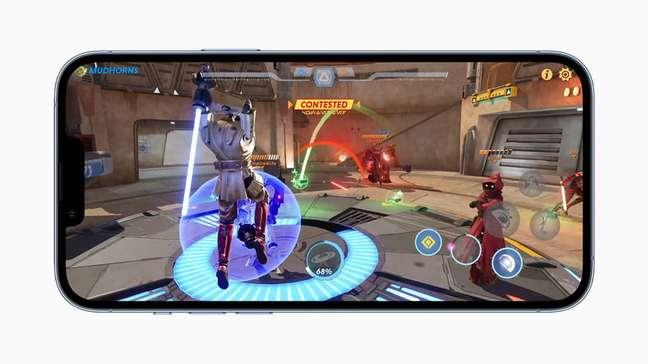 Apple promete melhor capacidade de processamento em jogos no iPhone 13 Pro