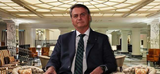 Jair Bolsonaro se hospeda em um dos hotéis preferidos de políticos influentes em Nova York