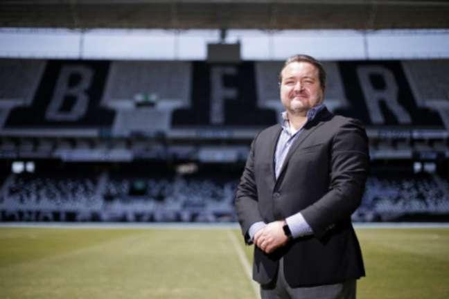 Jorge Braga, CEO do Botafogo (Foto: Vítor Silva/Botafogo)