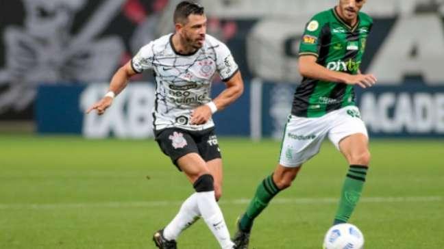 O Coelho teve bom desempenho contra o Timão e agora vai encarar o São Paulo-(Rodrigo Coca/Agência Corinthians)