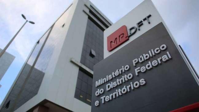 Sede do MPDFT, em Brasília