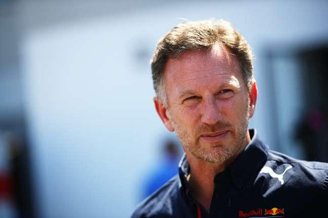 Christian Horner, chefe da Red Bull, elogiou Pierre Gasly