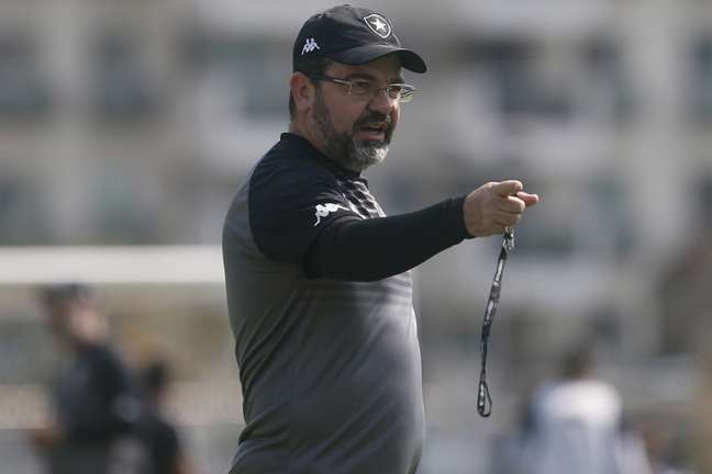 Enderson Moreira é o treinador do Botafogo (Foto: Vítor Silva/Botafogo)