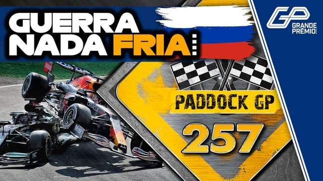 O Paddock GP #257