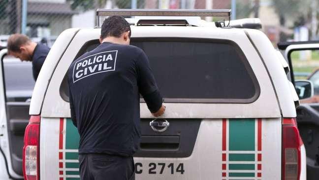 Policia Civil do Rio de Janeiro prendeu 14 suspeitos de integrarem a quadrilha