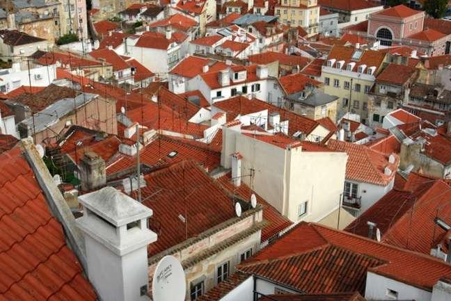 Distrito de Alfama, em Lisboa, foi o único que escapou do terremoto de 1755, o maior já registrado na Europa