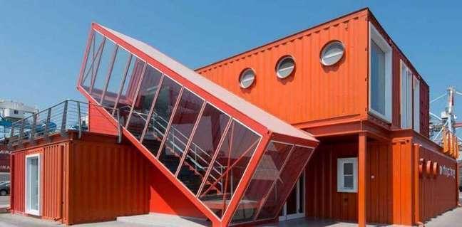 4. Projeto diferenciado de construção container – Foto: Capital Container