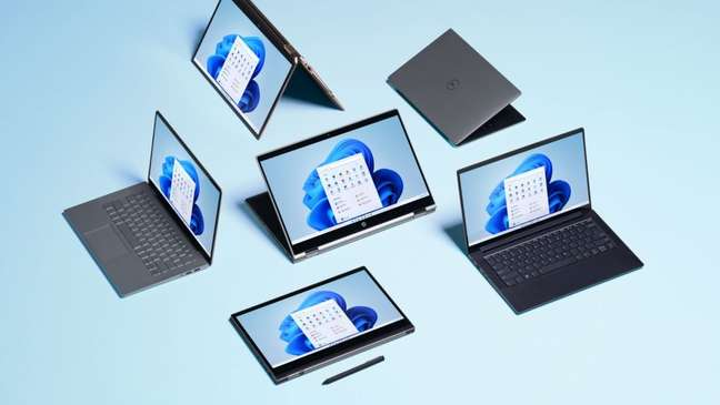 PCs rodando Windows 11