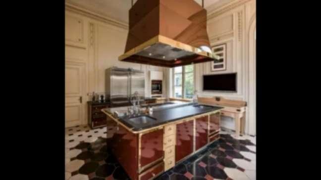 Cozinha (Imagem: Reprodução/Sotheby