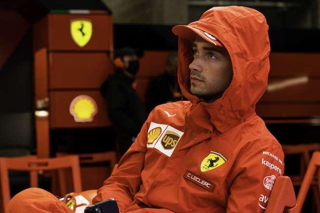 Charles Leclerc está na equipe principal da Ferrari desde 2019