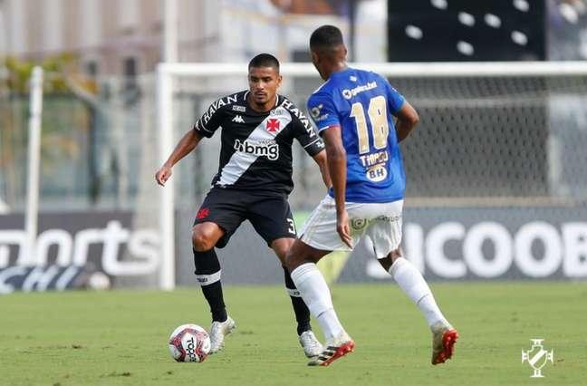 O empate com o Vasco deixou o Cruzeiro ainda mais longe do sonho pelo acesso à Série A-(Foto: Rafael Ribeiro/Vasco)