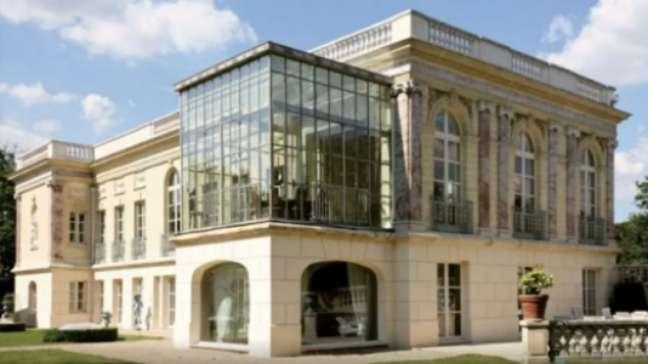 Visão externa do Palácio (Imagem: Reprodução/Sotheby