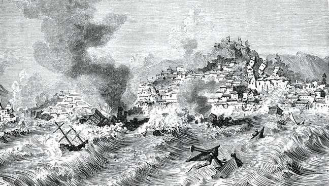 Terremoto de 1755 em Lisboa foi o mais forte registrado na Europa e gerou tsunami no Brasil, segundo pesquisadores
