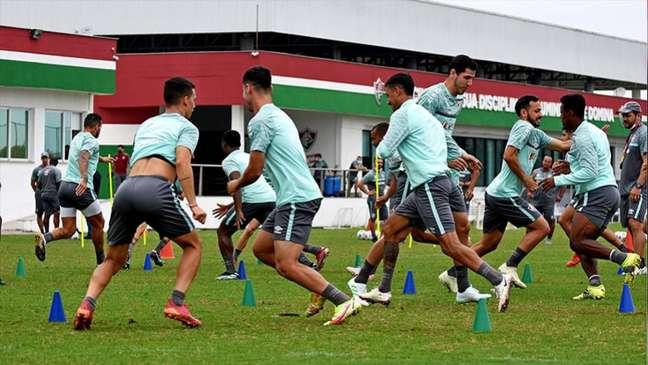Tricolores precisam da vitória para ultrapassarem o Corinthians na classificação (MAILSON SANTANA/FLUMINENSE FC)