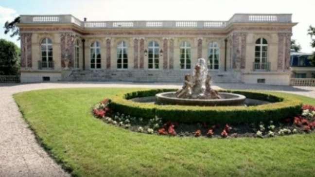 Fachada do Palácio (Imagem: Reprodução/Sotheby