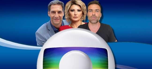 Lacombe, Fontenelle e Asmar: o amor pela Globo acabou, restam críticas