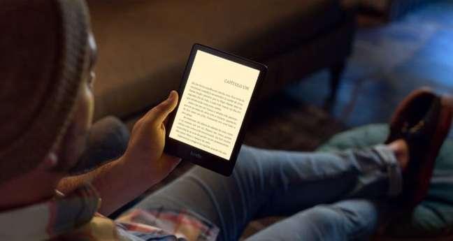 Novo Kindle Paperwhite tem ajuste de temperatura de tela