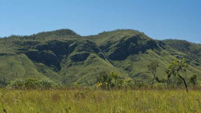 A Serra do Tombador, no Cerrado, é uma das reservas particulares que pertencem à Fundação Grupo Boticário