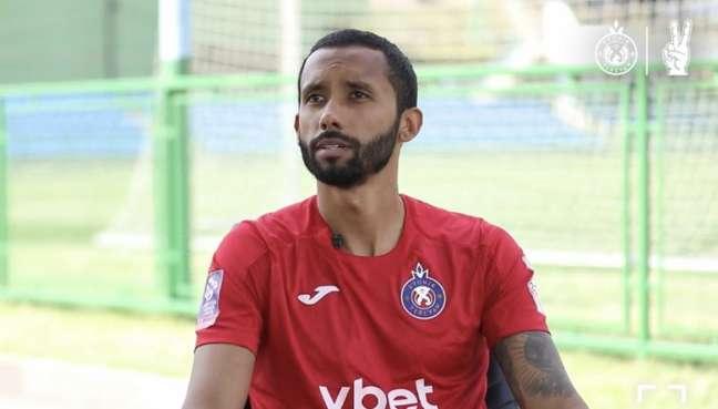 Zagueiro brasileiro atua por equipe da Armênia (Divulgação/Pyunik)