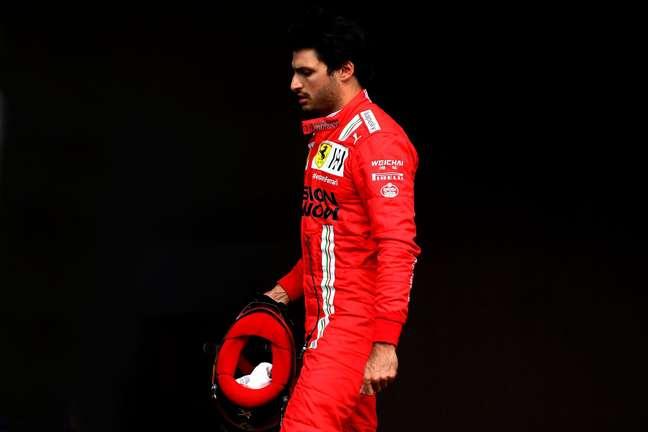 Carlos Sainz tem o título mundial como grande meta na F1