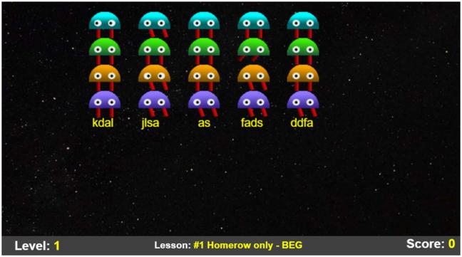 Spacebar Invaders