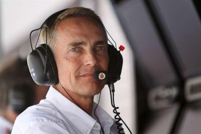 Martin Whitmarsh está de volta ao mundo da Fórmula 1