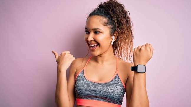 Benefícios de exercicios para a pele