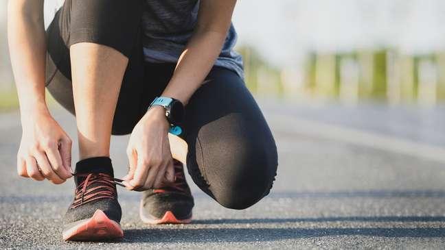 Saiba como dar início às corridas