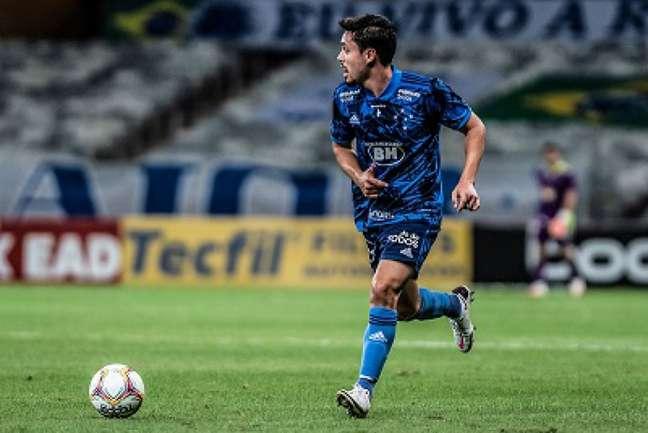 Maurício está cobrando o ex-clube na Justiça do Trabalho, mais uma ação contra a Raposa-(Gustavo Aleixo/Cruzeiro)