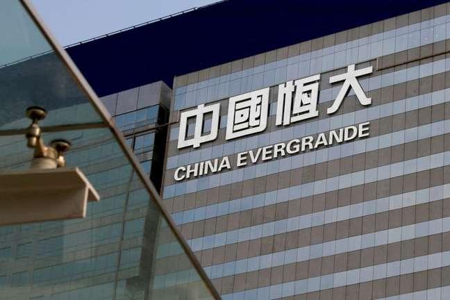 China Evergrande em Hong Kong 26/3/2018 REUTERS/Bobby Yip