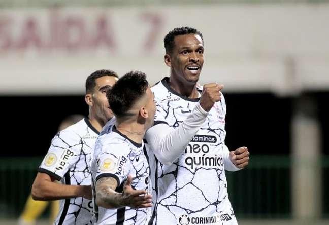Jô é o jogador mais decisivo do Corinthians na atual temporada (Foto: Rodrigo Coca/Ag. Corinthians)