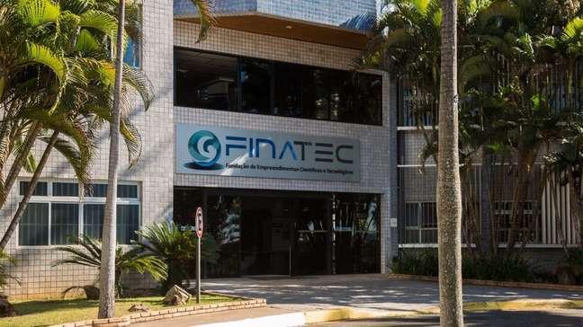 Finatec, instituição privada vinculada à UnB e que está dentro do Campus Darcy Ribeiro