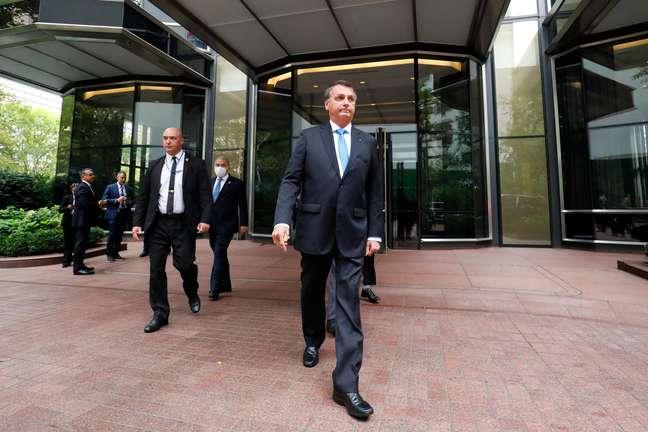 Jair Bolsonaro fará discurso de abertura da Assembleia-Geral da ONU