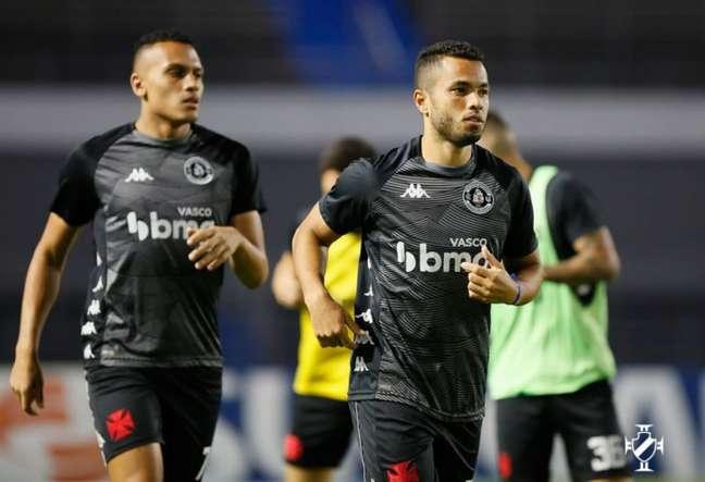Vasco deixou escapar a vitória nas últimos dois jogos e tem 3% de chance de alcançar o acesso (Rafael Ribeiro/Vasco)