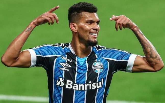 Zagueiro foi trazido do ABC para o Time de Transição em 2018 (Lucas Uebel/Grêmio FBPA)