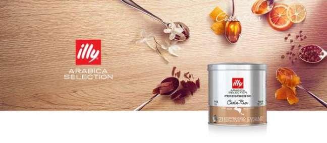 Novo produto da illycaffè é feito exclusivamente com grãos da Costa Rica