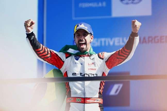 Lucas Di Grassi conquistou título e glórias com a Audi na Fórmula E