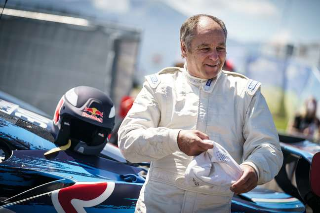 Gerhard Berger declarou torcida para Max Verstappen