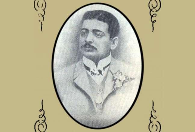 José Cândido José de Araújo foi o primeiro presidente não branco do Vasco (Foto: Divulgação)