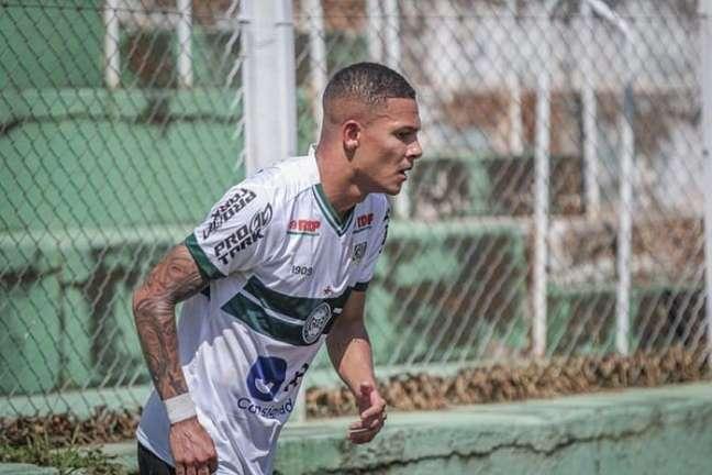Igor vai defender o Ceará (Divulgação/Coritiba)