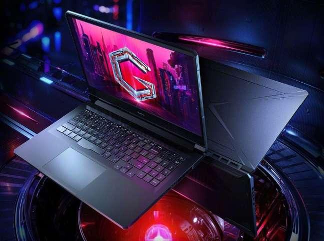 Redmi G 2021 tem opção com Intel de 11ª geração ou AMD Ryzen
