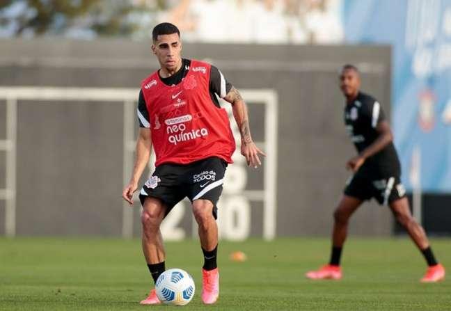 Gabriel está no Corinthians desde 2017 (Foto: Rodrigo Coca/Ag. Corinthians)