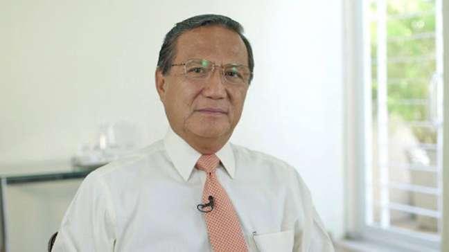 O médico pediatra e toxicologista Anthony Wong