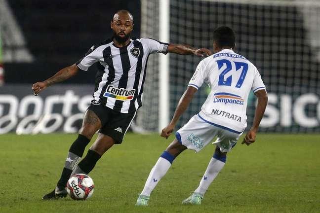 Botafogo x CSA, pelo primeiro turno da Série B (Foto: Vítor Silva/Botafogo)