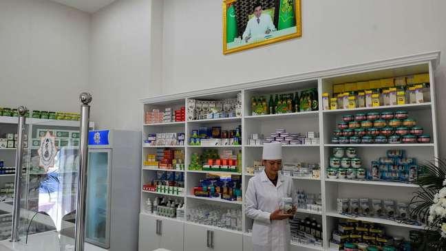 Médicos e enfermeiras no Turcomenistão não fazem menção a covid ou a coronavírus (imagem de arquivo)