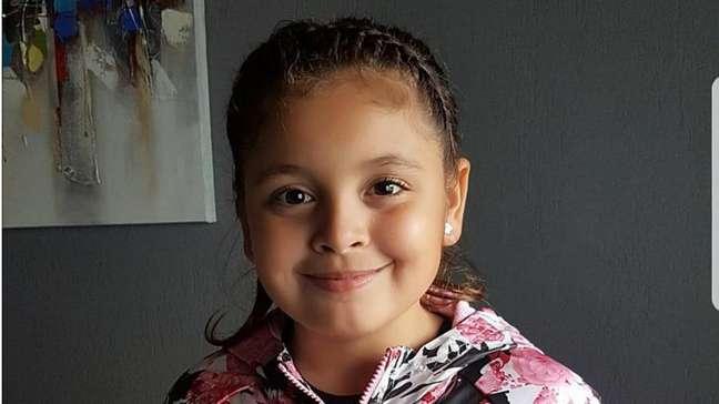 Com apenas oito anos, Felicitas Flores assinou um contrato com a Nike e encantou Lionel Messi com a sua habilidade.