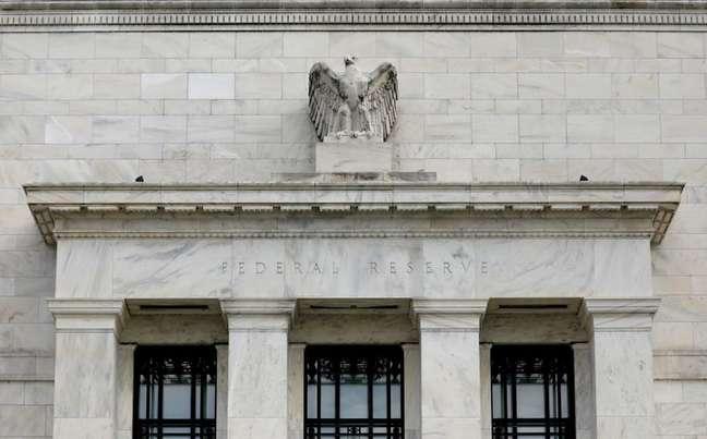 Prédio do Federal Resere em Washington, DC 22/08/ 2018.  REUTERS/Chris Wattie/File Photo