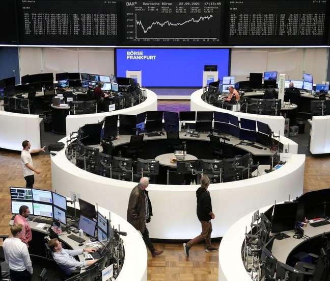 Bolsa de Valores de Frankfurt 22/09/2021 REUTERS
