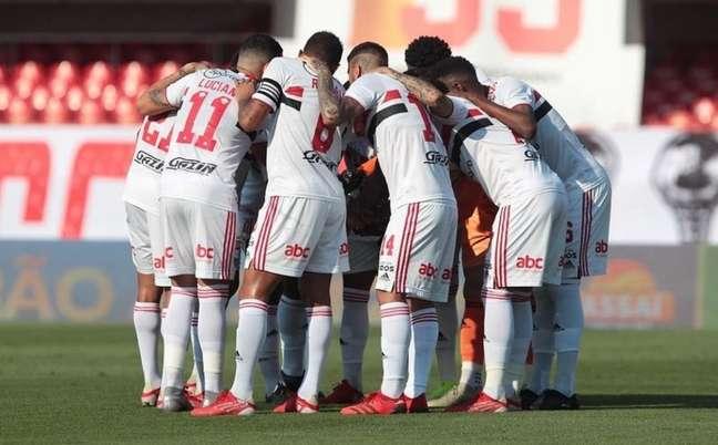 São Paulo vive momento decisivo no Campeonat Brasileiro (Foto: Rubens Chiri / saopaulofc.net)